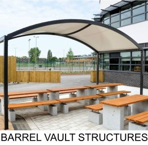 BARREL VAULT STRUCTURES