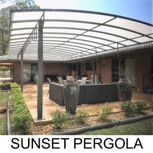 SUNSET PERGOLAS