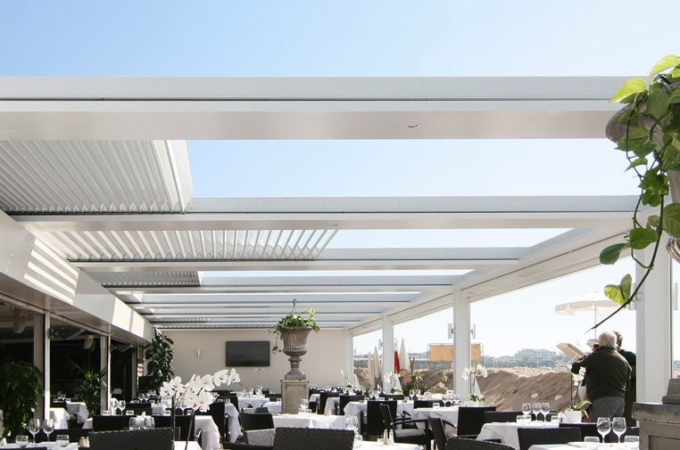 Retractable Roof Systems And Pergolas Malibu Shade Sails